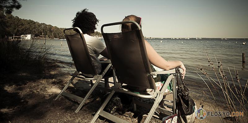 repos floetyo Article sur le mode de vie en Van à travers la France. Video d'un Van Trip sur la côte Bordelaise à côté de Lacanau. CARE TRAVEL VANLIFE