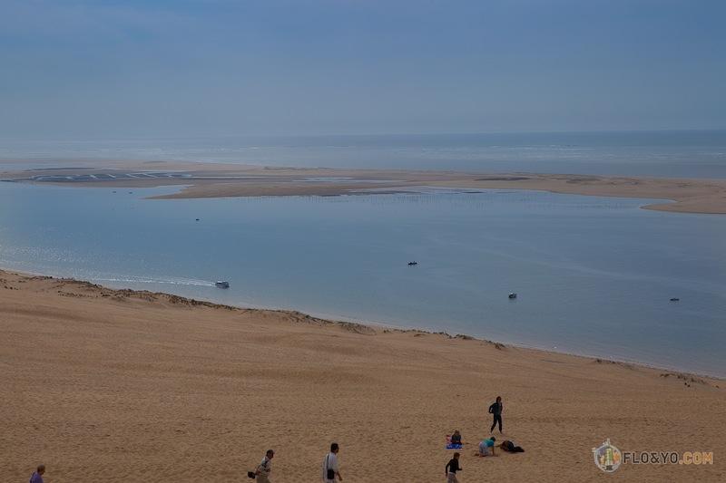 Van trip sur la côte Bordelaise Lacanau camping Dune du Pyla