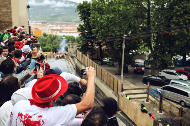 VanTrip en Espagne : Les Fêtes de la San Fermín / Féria de Pampelune
