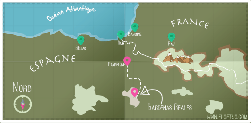Carte-des-Bardenas-Reales