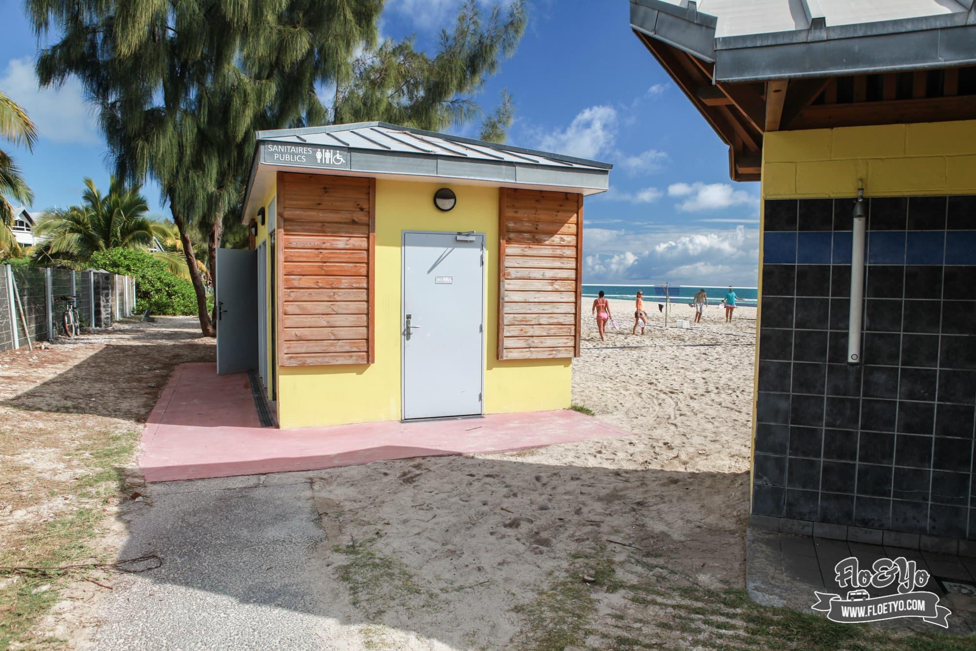 10 endroits pour dormir en van aménagé à l'ile de la Reunion