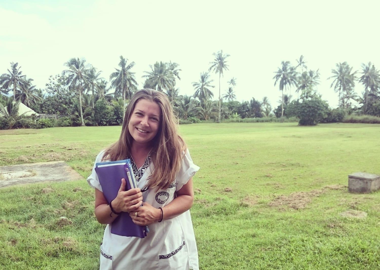 Travailler à Wallis et Futuna en tant qu'infirmière : le regard de Sophie