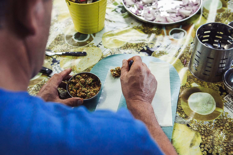 Apprendre la cuisine créole grâce à Jacky de Far Far Kréol