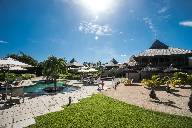 Notre voyage en famille à l'ile Maurice : séjourner au Zilwa attitude