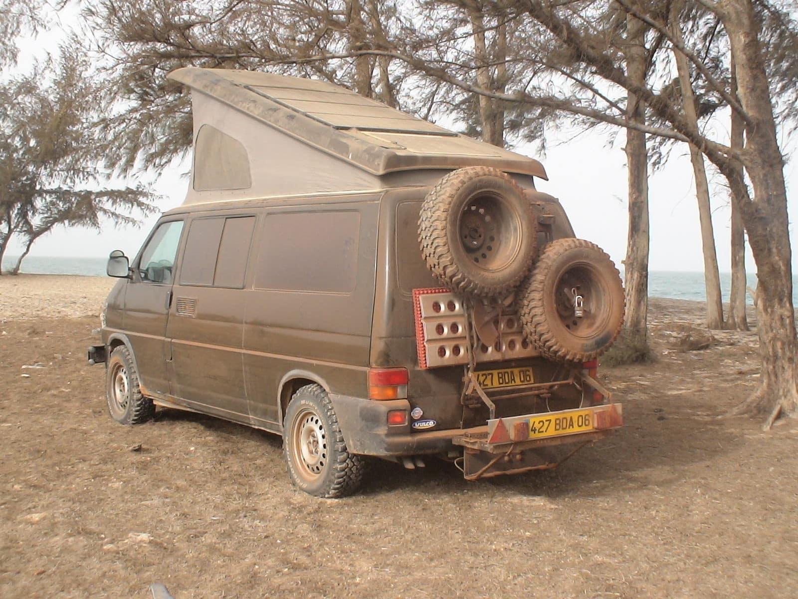 Fourgon aménagé : Transporter de Volkswagen, le choix du coeur ?