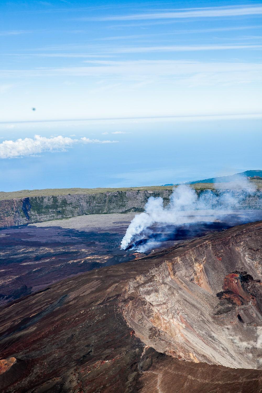Découvrir l'ile de la Réunion en ULM