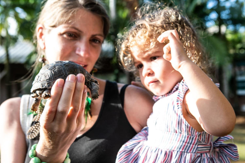 10 raisons de voyager à l'ile Maurice avec un enfant en bas âge