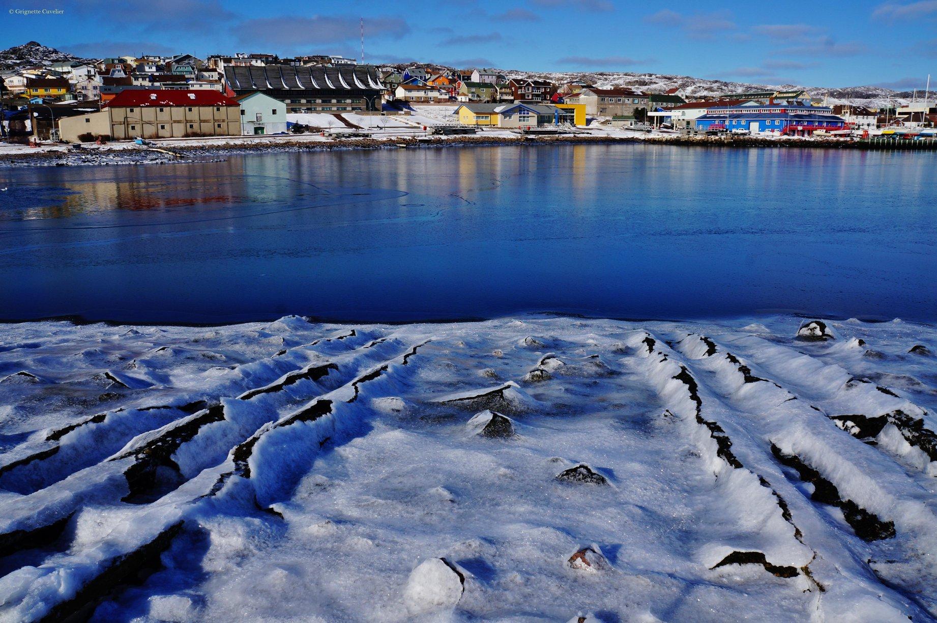 Saint-Pierre et Miquelon paysage