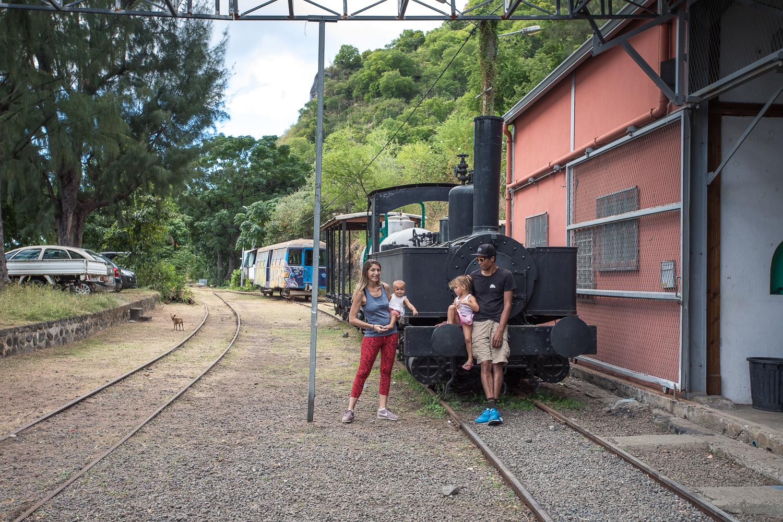 On a fait le tour de l'île de la Réunion à vélo !